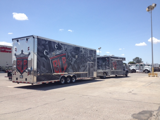 Superstition Trailers Paul Trave Indy Cars Racecar