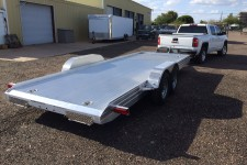 ARIZONA FEATHERLITE TRAILER ALUMINUM
